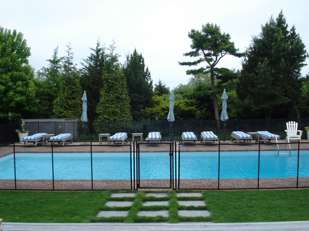 Pool safety fences in long island — baby proofing service