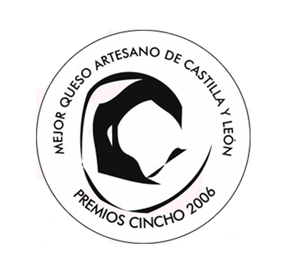 Premio al Mejor Queso Artesano,PREMIO CINCHO 2006