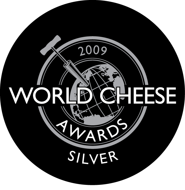 WORLD CHEESE AWARDS MEDALLA DE PLATA 2009