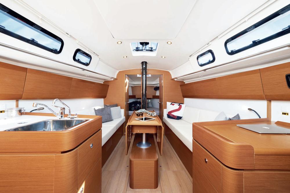 Серия яхтBeneteau - First 25