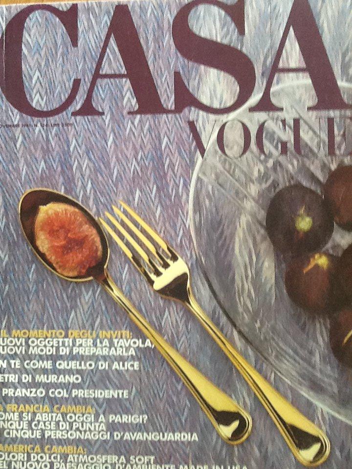 CASA VOGUE 1981
