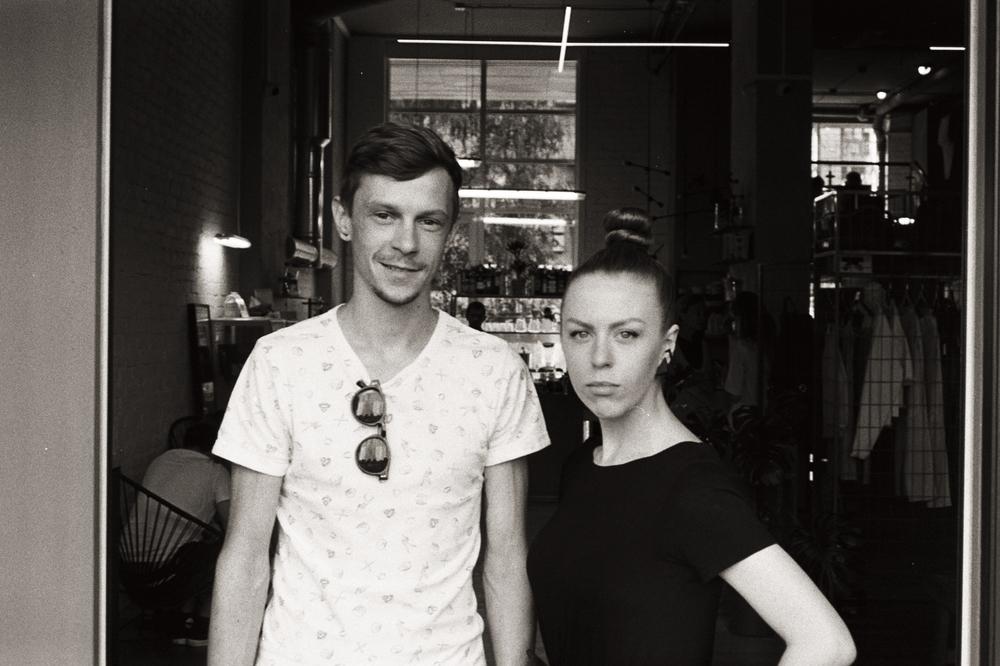 Павло Вєтров та Ірина Джус  Photos by Anatoly Didyk