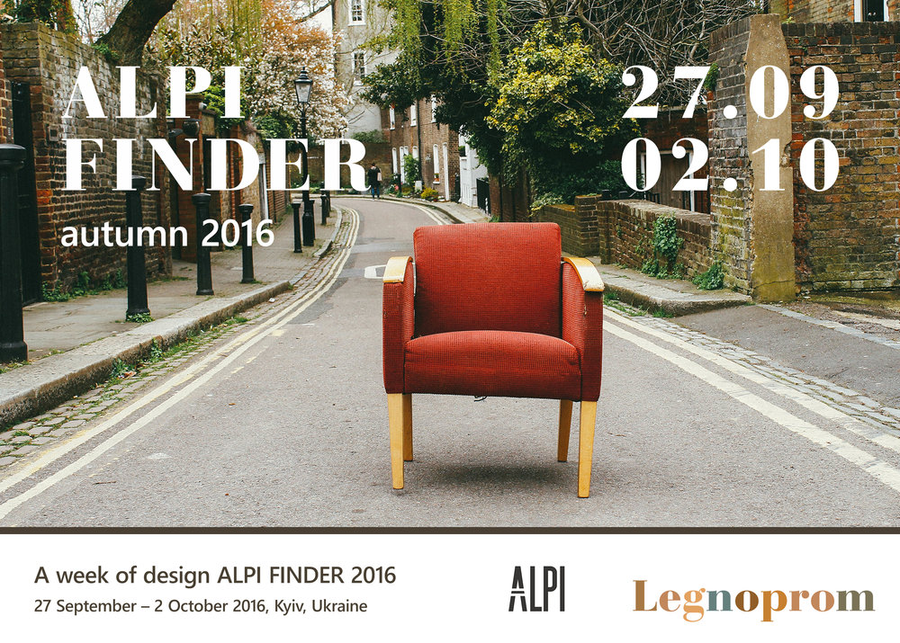 ALPI FINDER DESIGN WEEK
