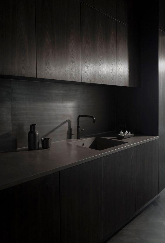 Кухни Нуар -