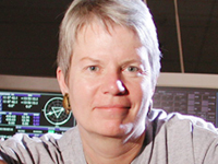 DR. JILL TARTER Astronomer; Director, Center for Search for Extraterrestial Intelligence (SETI) Research
