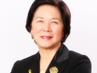 DR. VICTORIA GARCHITORENA  President, Ayala Foundation Philippines; Former Chief of Staff, Office of the President of the Republic of the Philippines