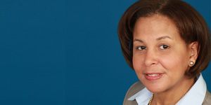Patricia David  Global Head of Diversity, JPMorgan Chase;  VIP Founding Patron