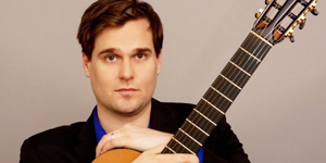 Eric Cecil  - Classical guitarist; Band:  Woodbine Falls