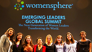 WOMENSPHERE EMERGING LEADERS SUMMIT