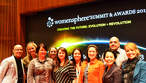 JOIN THE WOMENSPHERE GLOBAL NETWORK