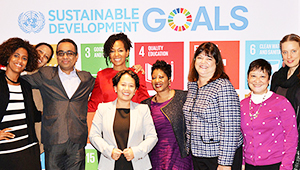 leadership & innovation in GLOBAL GOALS for SUSTAINABLE development
