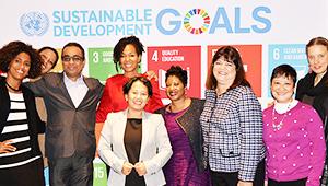 leadership & innovation in GLOBAL GOALS for SUSTAINABLE development