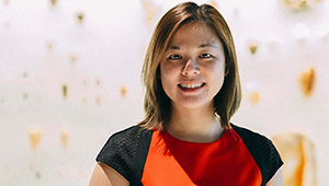 MEI-LIN NEO                                                           Marine Biologist, National University of Singapore.      Young Scientist @ World Economic Forum