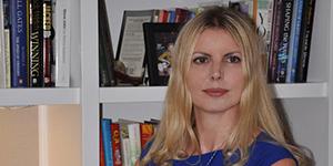KATINA STEFANOVA  CEO & Founder, Marto Capital