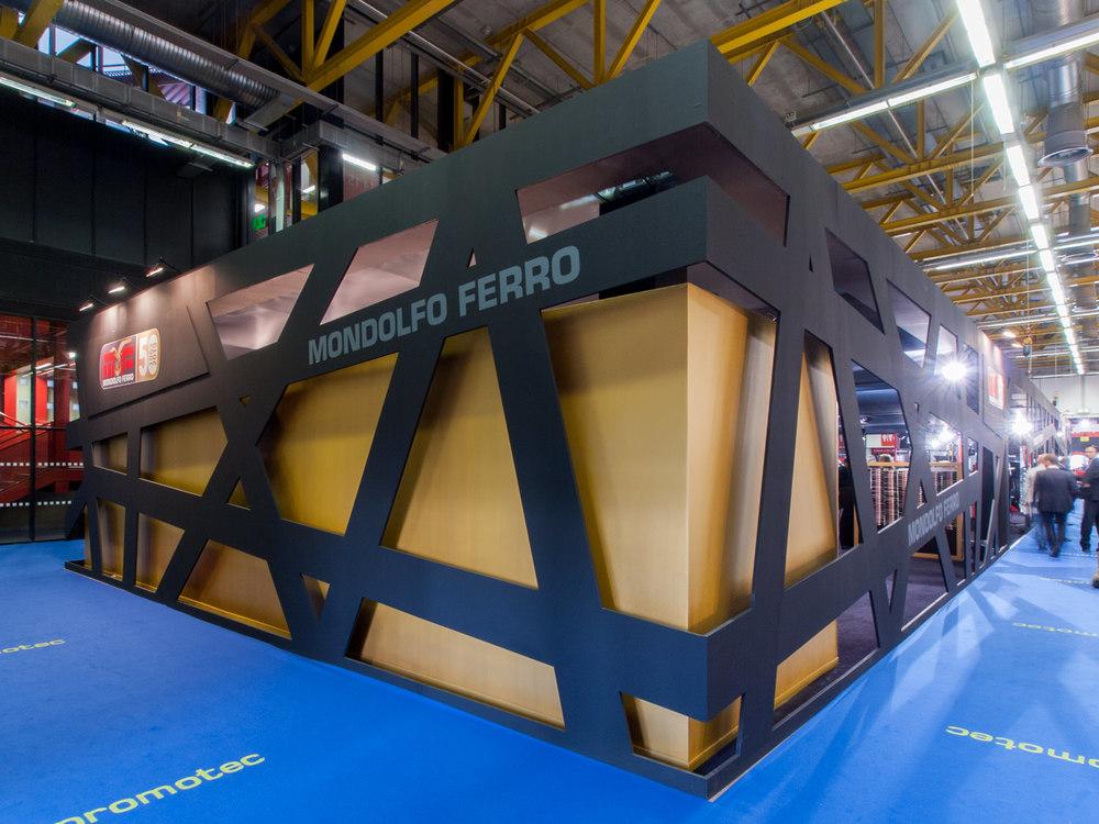 Mondolfo Ferro - Autopromotec 2013