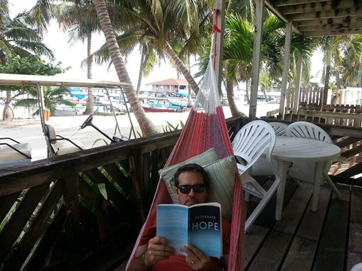 Even great vacation reading!