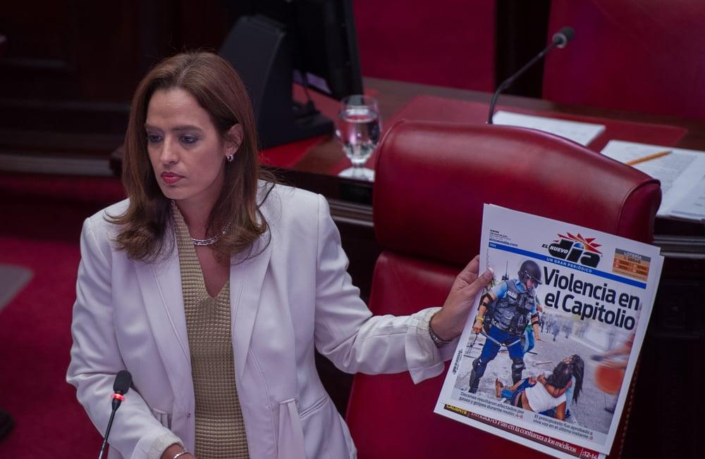 Rossana López investiga Policía de Puerto Rico