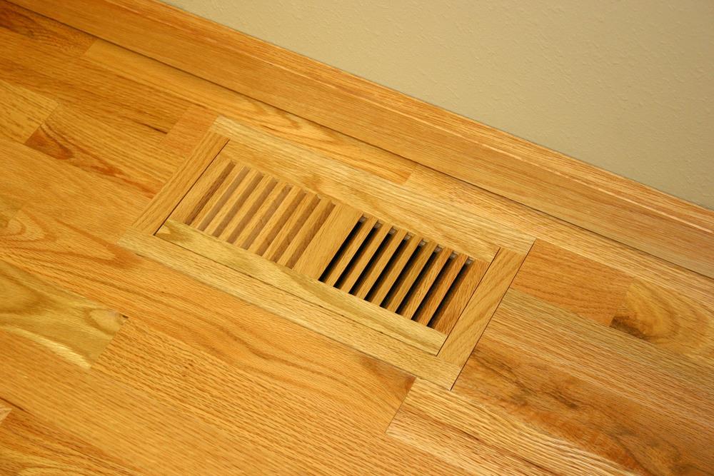 Flush Mount Vents Boardwalk Hardwood Floors