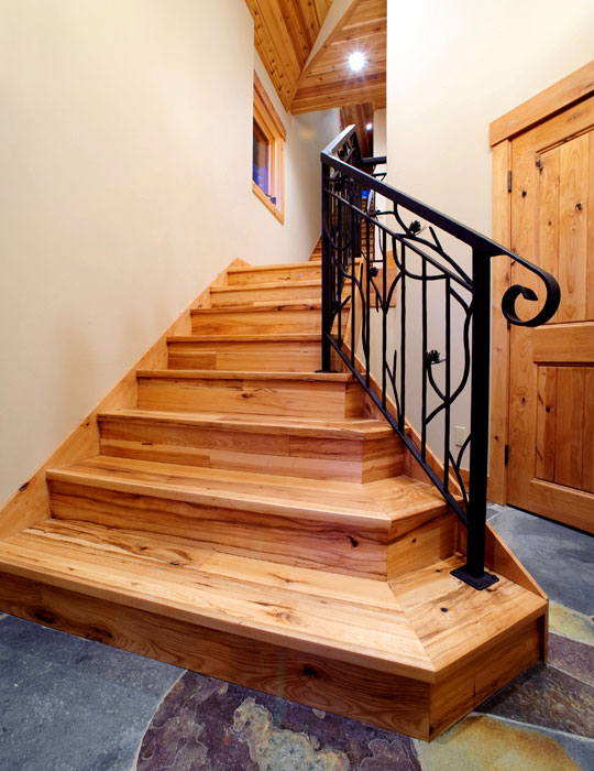 Exceptionnel Wooden Stair Parts   Reclaimed