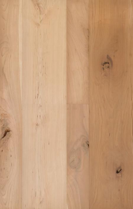 Traditional cherry boardwalk hardwood floors for Hardwood floors hurt feet