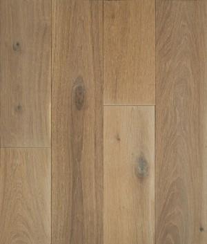 Wirebrushed White Oak Boardwalk Hardwood Floors