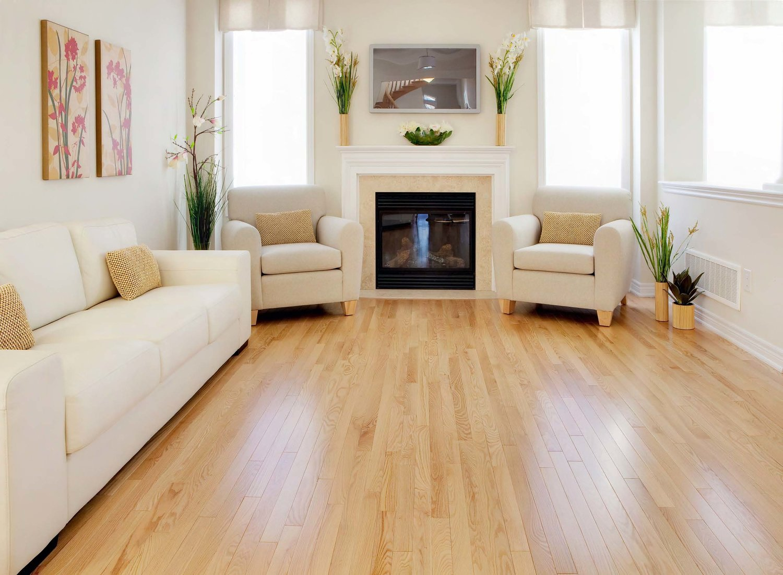 Natural Red Oak Boardwalk Hardwood Floors