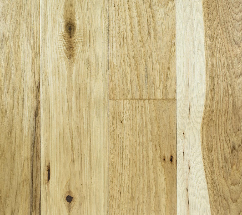 Natural Hickory Hs Boardwalk Hardwood Floors