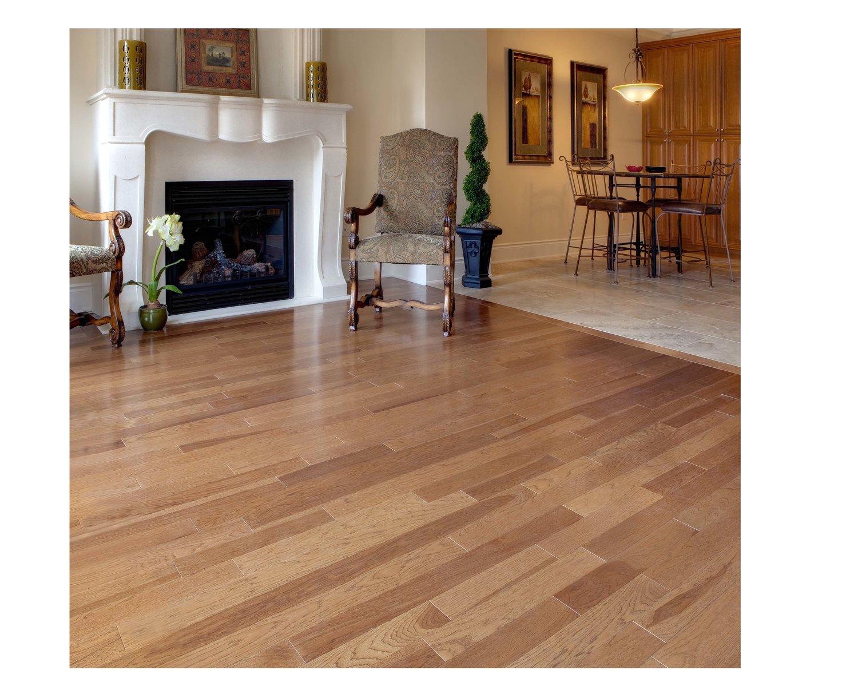 Chivas Hickory Boardwalk Hardwood Floors
