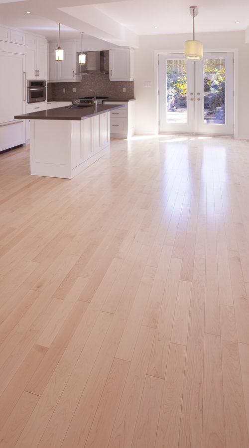 Natural Maple 100 Brand Vintage Hardwood Flooring
