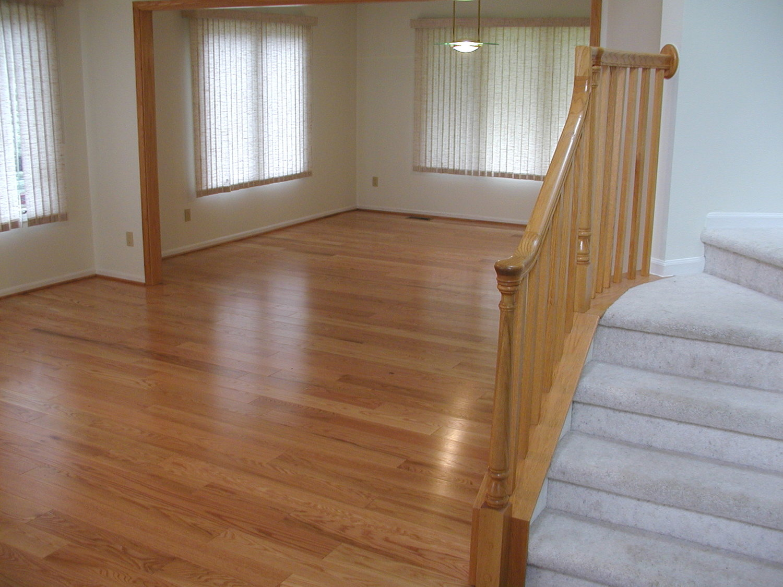 Perfect Golden Oak — Boardwalk Hardwood Floors FP61