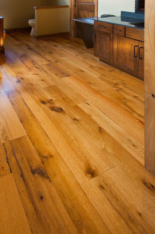 Antique Oak Resawn Boardwalk Hardwood Floors