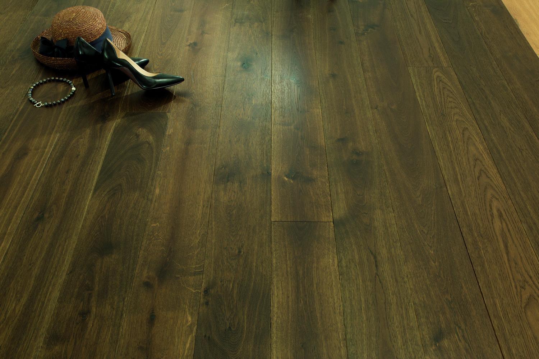 Picard Plank French White Oak Boardwalk Hardwood Floors