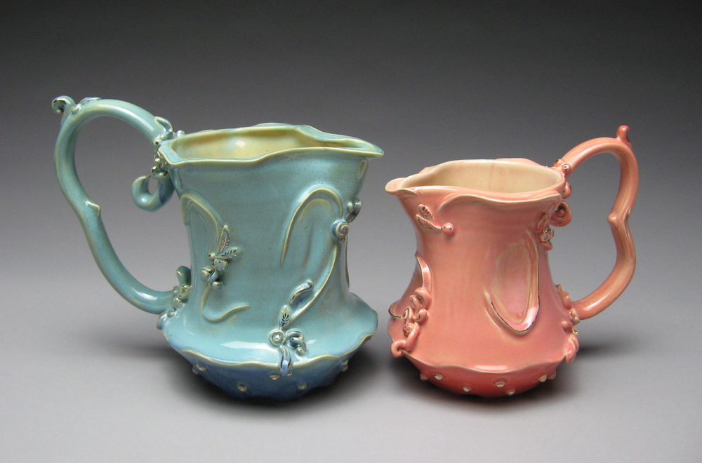 Rococo Pitchers