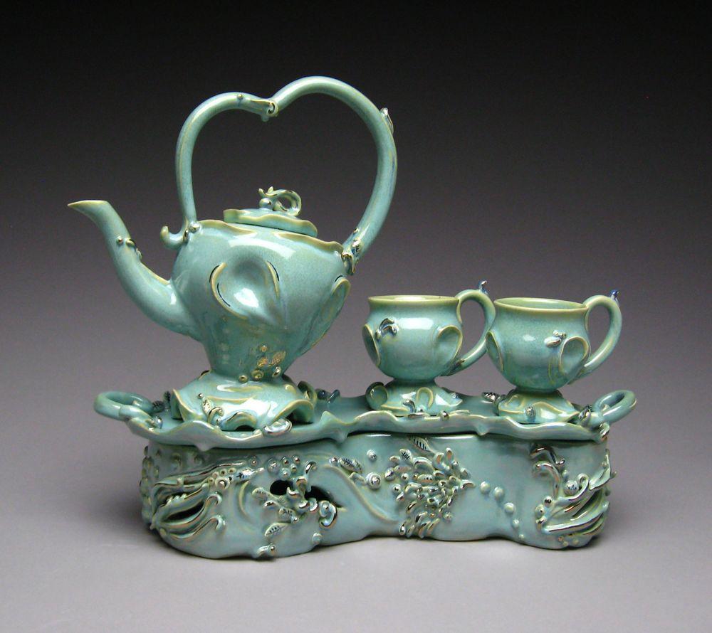 Rococo Tea Set
