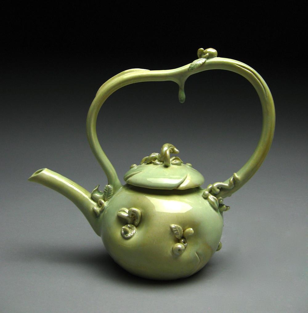 Barocco Teapot