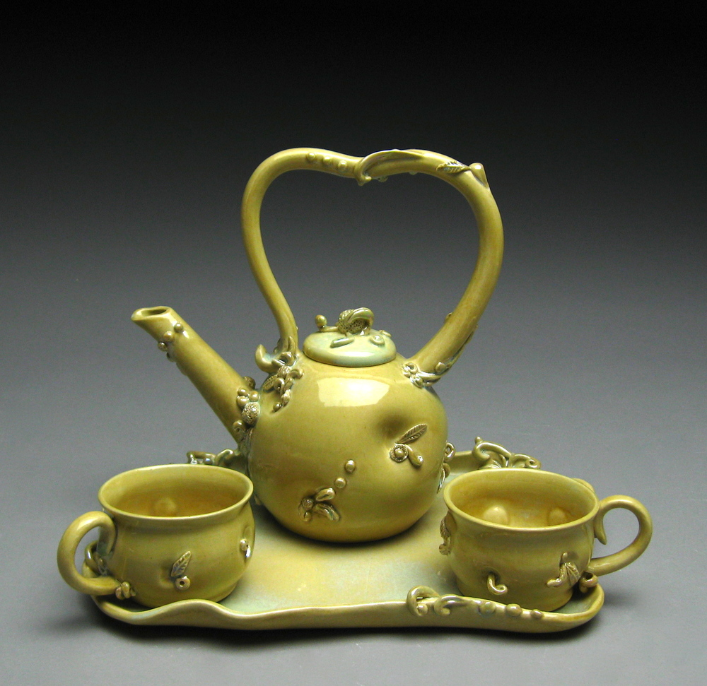 Budding Tea Set