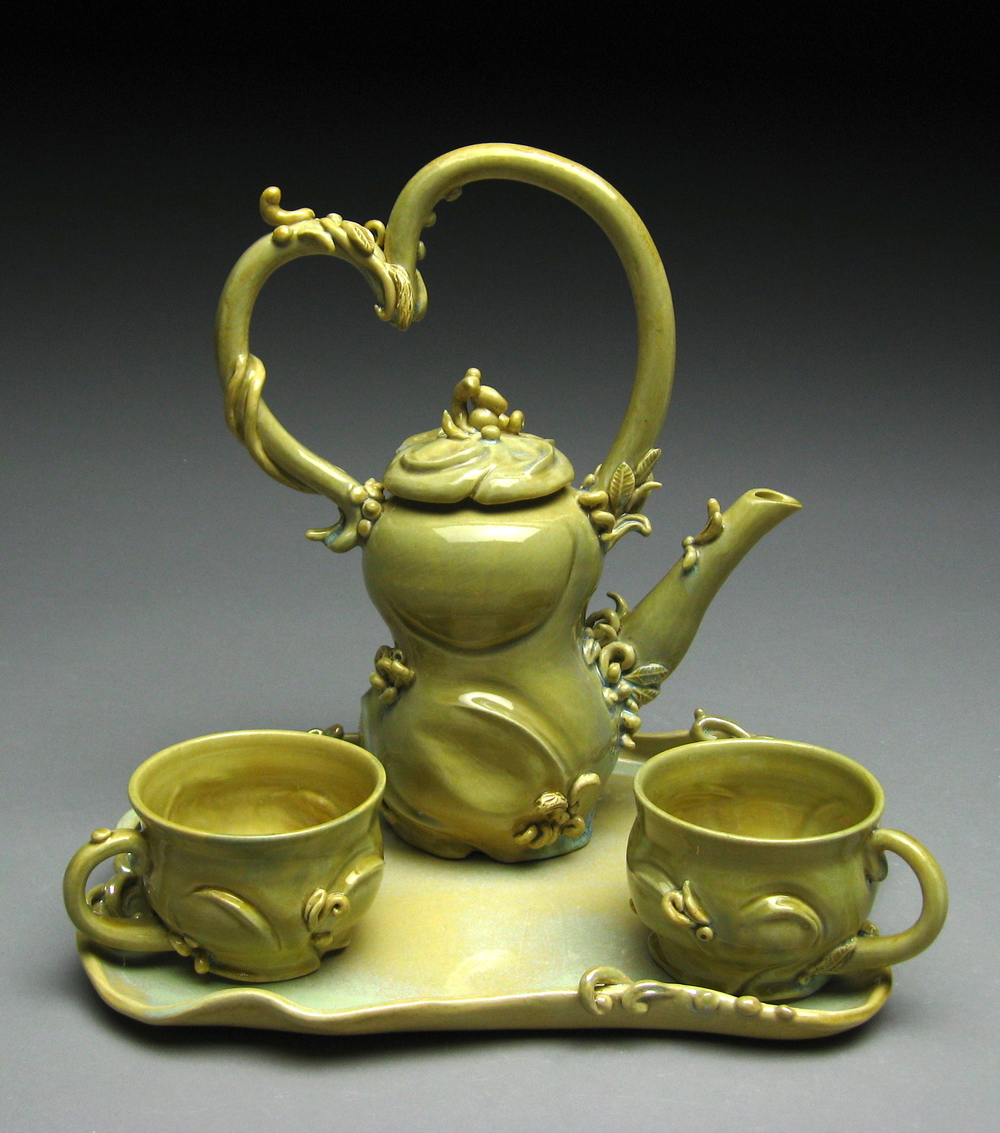 Lavish Tea Set
