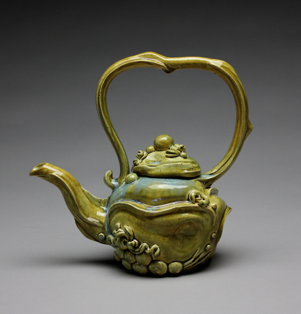 Rocaille Teapot