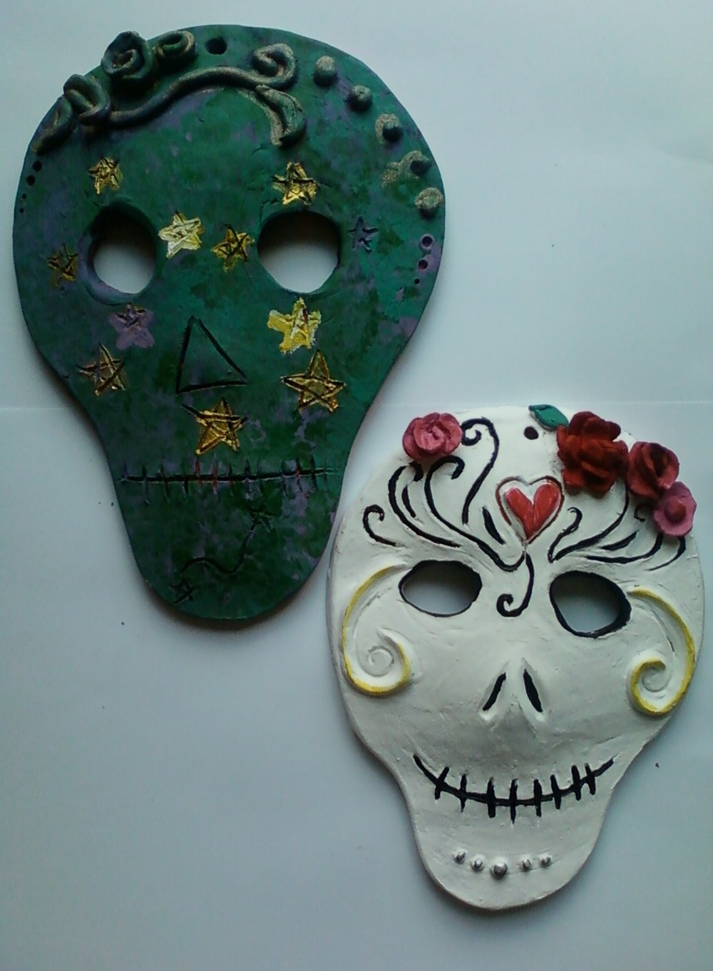 """Day of the Dead"" Masks - middle school"