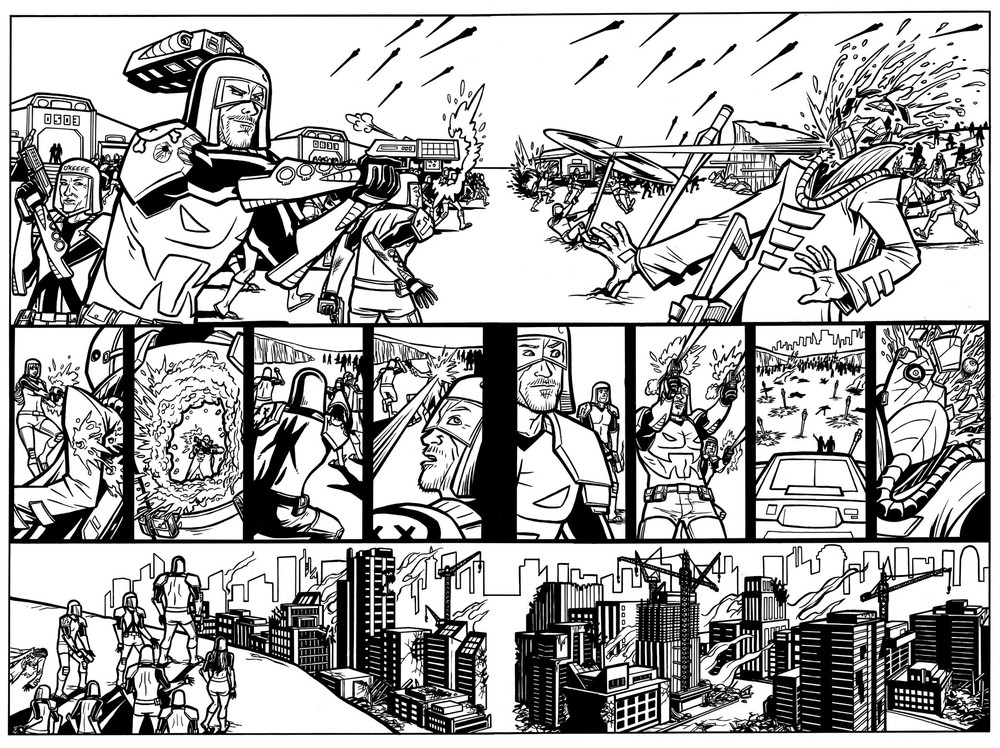 Cold War, Pages 8 and 9