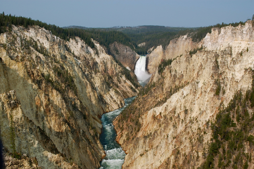 Perspective: Artist Point | Sight: Grand Canyon of Yellowstone