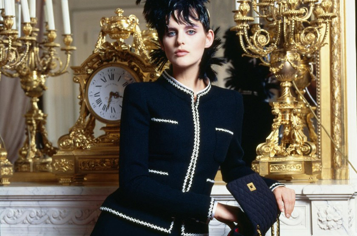 In case you needed a reminder... this is the Chanel jacket :)