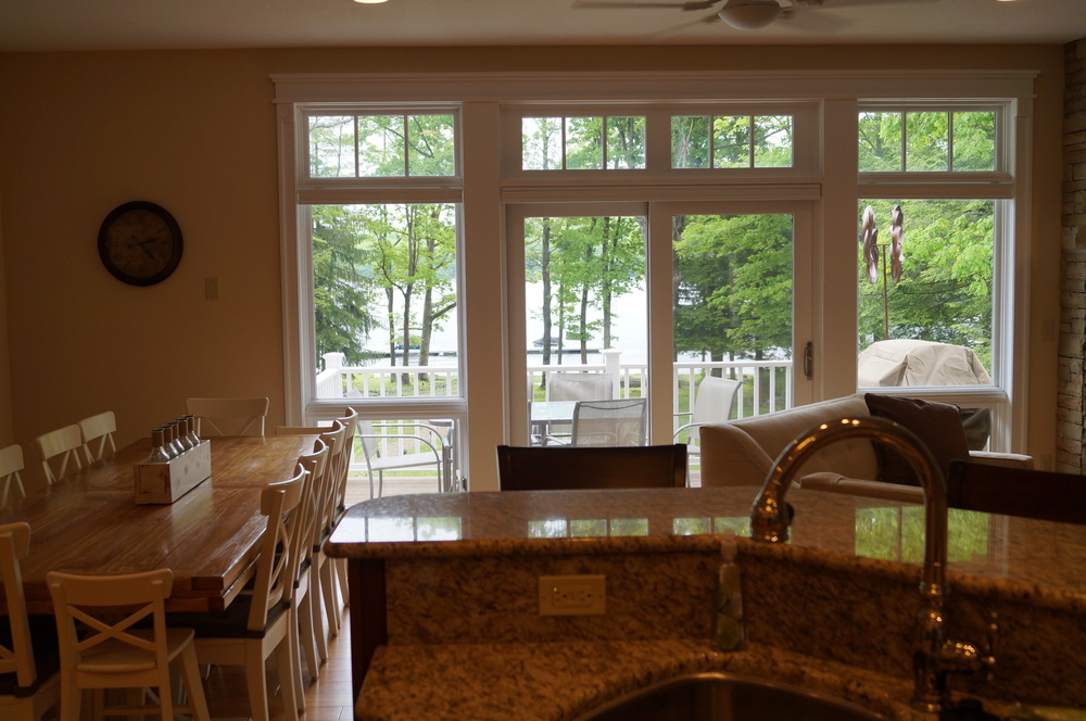 Main Floor - View of Outside/Deck