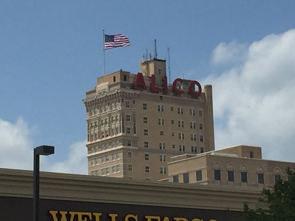 Waco's Alico Building