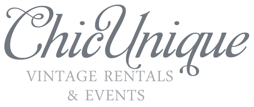 Chic Unique Vintage Rentals