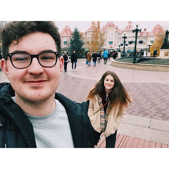 Lil Disney trip • • • • #disney #disneyland #paris #buffalobills #disneylandparis