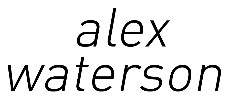 Alex Waterson