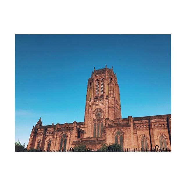 Impromptu photo tour this morning • • • • • #vsco #500px #vscam #TheLensBible #liverpool #justgoshoot #createyourhype #thecreative #shoot2kill #explore #adventure #artofvisuals #createexplore #photography #urban #cathedral