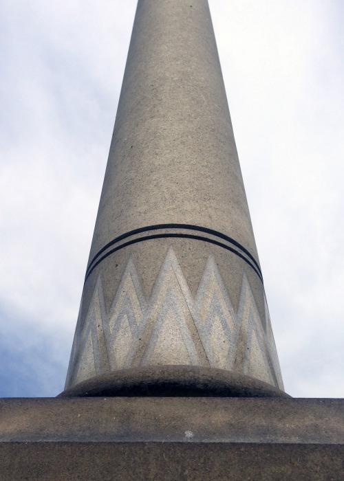 An obelisk.