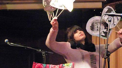Jen Ducharme as Larissa.